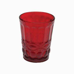 Rood glas Solange
