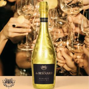 Gouden fles Prosecco
