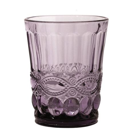 Paars glas Solange