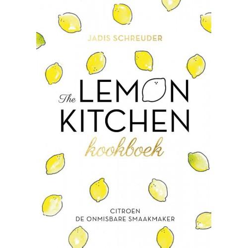 Kookboek The Lemon Kitchen van Jadis Schreuder. Citroen wordt gebruikt als smaakmaker in elk gerecht.