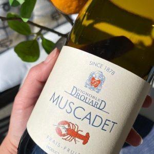 Muscadet Drouard kreeftenwijn 2021