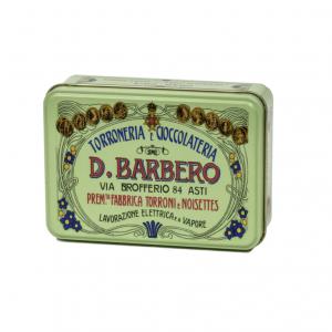 Barbero nougat pistache in authentiek Italiaanse blik
