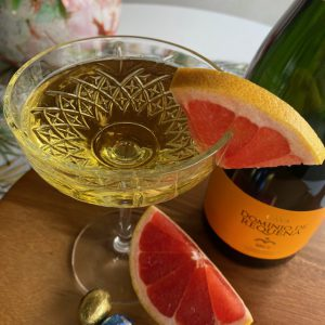 Champagne coupe cocktail coupe