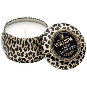 Voluspa Crisp Champagne mini tin