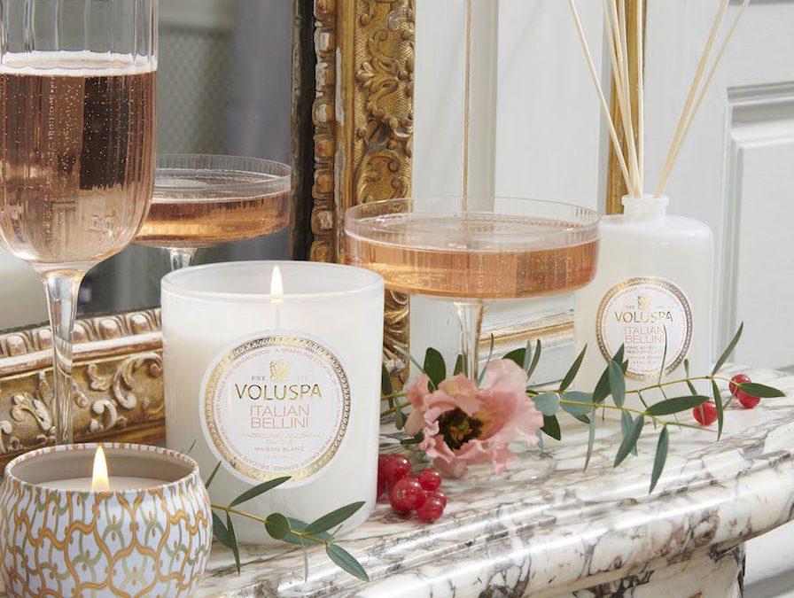 Moederdag cadeautip: Voluspa kaarsen