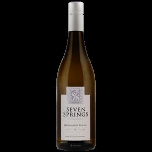 Seven Springs Sauvignon Blanc uit Zuid-afrika