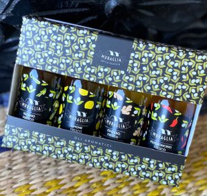 Vaderdag cadeau olijfolie koken