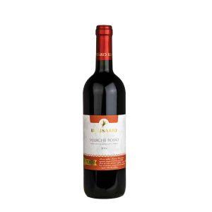 Marche Rosso. Heerlijk zwoele rode wijn met specerijen als kaneel