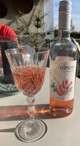 Topico rose La Mancha